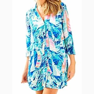 NWT—Lilly Pulitzer tunic
